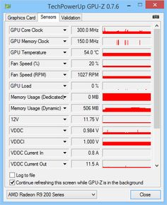 GPU-Z is a lightweight system utility designed to provide vital information about your video card and graphics processor.