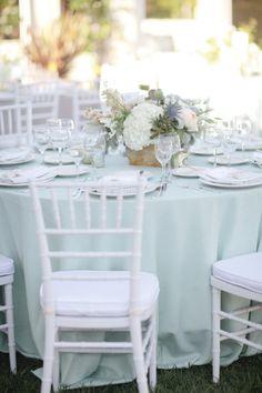 wedding tables & centerpieces