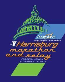 Harrisburg Marathon 2012