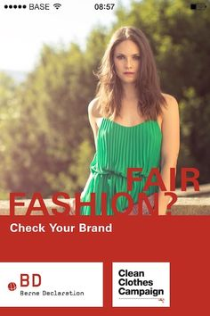 Fair Wear Friday: de app Fair Fashion   Ma vie en vert