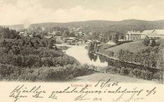 Värmland Eda kommun Koppom Järnskog Koppoms Bruk 1903