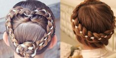Awesome Ribbon Braids!