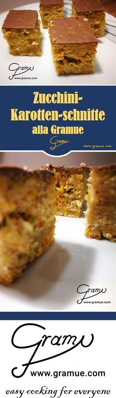 Web Server's Default Page Zucchini, Easy Cooking, Chef, Ursula, Fruit Cake Recipes, Carrots, Summer Squash, Squashes