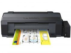 Impressora Epson L1300 EcoTank - Tanque de Tinta Colorida USB 2.0 PictBridge