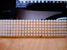 Make a LED Matrix : 6 Steps (with Pictures) - Instructables Electronics Projects, Beaded Bracelets, Led, How To Make, Pictures, Foreign Movies, French Films, Indie Movies, Stanley Kubrick