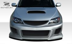 Subaru Impreza Impreza WRX Duraflex C-Speed 3 Front Bumper Cover - 1 Piece 2014 Subaru Wrx Sti, Subaru Impreza, Automotive Industry, The Body Shop, 1 Piece, Carbon Fiber, All In One, Cover, Shopping