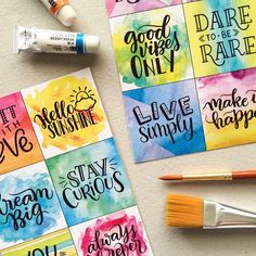 A sneak peek at the newest treat we've been working on: STICKERS ✨ We've got a new batch of art prints coming out as well! So excited to bring these over at @afterninekeeper. Who's going to their #HKBetterAndBrighter party on Sunday!? ☺️