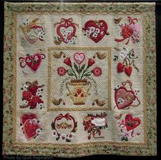 Vintage Valentine pattern. - Cerca amb Google