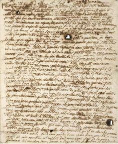 Marie Antoinette's Last Letter