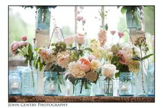 Romantic Blush & Blue Military Wedding at Historic Cedarwood   Historic Cedarwood   All Inclusive Designer Weddings