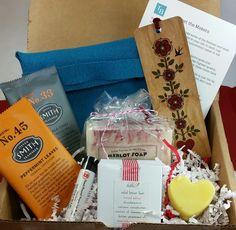 Bits and Boxes: Tique Box February 2015 Last Box Review.  #tiquebox @tiquebox #pdx #portland #pdxinabox #subscriptionbox