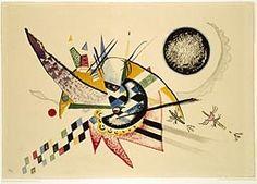 """Wassily Kandinsky - """"Untitled"""". 1922 year"""