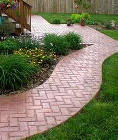 Image Search Results for herringbone brick patio