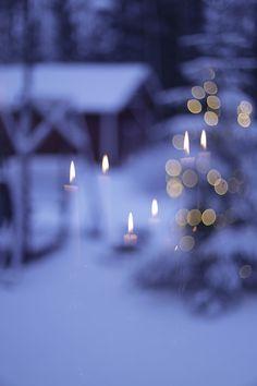 Hetkiä Maalla: joulu