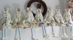 Orquídea de Feltro: Prontinhas para o frio !!!