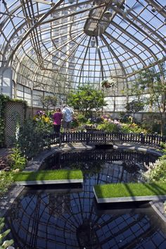 Lincoln Park Conservatory #chicago.