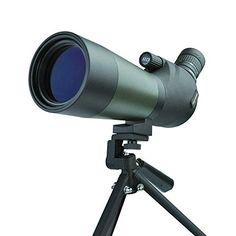 solomark 15-45�x 60�Porro Prism Spektiv�-�wasserdicht Sport-Spektiv f�r -45-degree bequem abgewinkelt Okular�-�mit Stativ und Digiscoping Adapter�-�Get the Welt in Bildschirm