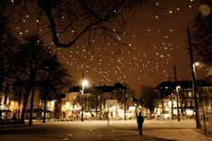 Dageraadplaats by night #zurenborg