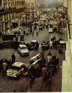 Mai 68 à Paris