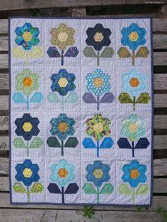 Patchwork Hexagonal, Hexagon Quilt Pattern, Baby Patchwork Quilt, Applique Quilts, Crazy Patchwork, Paper Piecing Patterns, Patchwork Patterns, Patchwork Designs, Paper Piecing Quilting