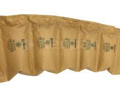 Poduszki powietrzne z powodzeniem zastąpią foliowe odpowiedniki, a przy tym odciążą środowisko, gdyż są całkowicie kompostowalne i nadają się też do ponownego przetworzenia w papierni.