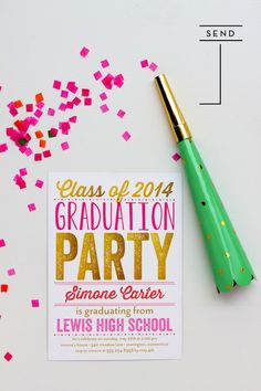 a grad party (in four steps) is my fave - You Are My Fave