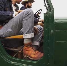 """this-old-stomping-ground: """" """" Ol Fashion, Mens Fashion, Stylish Men, Men Casual, Adventure Boots, Red Wing Boots, Masculine Style, Dapper Gentleman, Outdoor Fashion"""