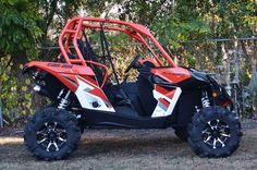New 2017 Can-Am Maverick X mr 1000R White, Black & Can-A ATVs For Sale in Florida. 2017 Can-Am Maverick X mr 1000R White, Black & Can-Am Red, 2017 Can-Am® Maverick X® mr 1000R White, Black & Can-Am Red READY FOR THE MUD STRAIGHT FROM THE FACTORY Horsepower matters when it comes to mud riding. That's why the Maverick 1000R X mr is built with an 101-hp Rotax® 1000R V-Twin engine. Take on any mud hole with confidence and best-in-class power. Features may include: 101-HP ROTAX® 1000R V-TWIN…