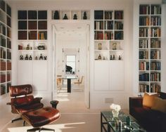 The House Home — A Chicago townhouse designed by Tigerman McCurry