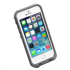 I should probably get this case!  Waterproof LifeProof iPhone 5s frē  Case