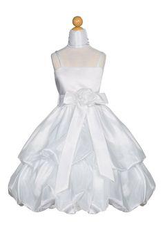 Carleigh Girls Dress - PuddlesCollection.com