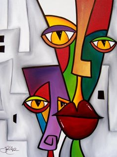 The Modern Art Movements – Buy Abstract Art Right Portraits Cubistes, Tableau Pop Art, Abstract Face Art, Modern Art Movements, Cubism Art, Art Africain, African Art, Sculpture Art, Prints