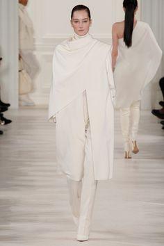 Ralph Lauren | Fall 2014 Ready-to-Wear Collection | Style.com #Minimalist #Minimalism #Fashion
