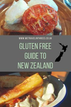 Gluten Free Guide to New Zealand Gluten-free travel guides for New Zealand – We travel in threes Gluten Free List, Lactose Free Diet, Gluten Free Recipes, New Recipes, Healthy Recipes, New Zealand Food, Burnt Food, Dairy Free Snacks, Gluten Free Restaurants