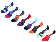 No Show Socks - Men's Novelty Socks Shark Socks, Mens Novelty Socks, No Show Socks, Your Style, Stitch, Collection, Fashion, Moda, Full Stop