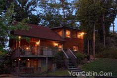 Point Vista cabin in Pigeon Forge   photo  21940