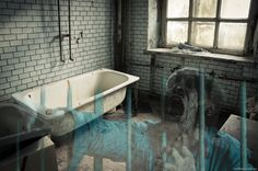 They abandoned this mental hospital not that long ago but there is an air of mystery about this place…