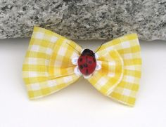 Country Charm Dog Bow
