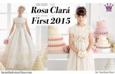 ♥ TRAJES DE COMUNIÓN 2015 de Rosa Clará First ♥ Blog Moda Infantil : ♥ La casita de Martina ♥ Blog de Moda Infantil, Moda Bebé, Moda Premamá & Fashion Moms