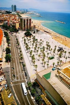 Barcelona, Spain; Take me please!
