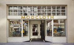 Just Opened a Pop-Up Fit Shop and It's Amazing Store Fronts, Modcloth, Pop Up, Just In Case, Mint, Entertaining, Make It Yourself, Clothes For Women, San Francisco