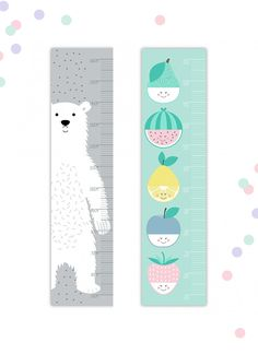 Spotlight On: Two Little Ducklings // height charts // baby shower gift ideas