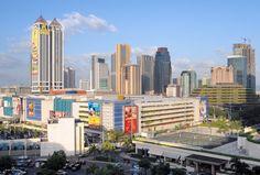 Центр ортигас - Пасиг, Манила, Филиппины