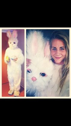 Animal Costumes, Mascot Costumes, Bunny Suit, Cool Costumes, Fur, Cosplay, Photography, Animals, Bunnies