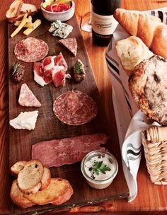 """In this year's highly anticipated """"What's Hot"""" culinary forecast, the National Restaurant Association reported that nationwide, chefs ranked """"house-cured meats and charcuterie"""" as the trendiest..."""