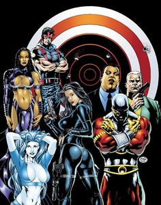 The Wall and Deadshot head this Suicide Squad reboot line-up.