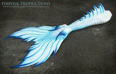 Full Silicone Mermaid Tail by Finfolk Productions. I'D KILL FOR THIS. But srsly tho, if I were to become a mermaid, this would definitely be MY TAIL!!! LOVE ITTT
