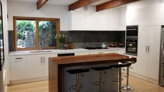It always helps to see real customer kitchens and visualize ideas for your own home. #kitchen #design #asko