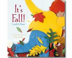 It's Fall (Celebrate the Seasons) by Linda Glaser. Fall books for kids.