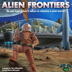 Alien Frontiers de Tory Niemann